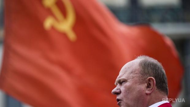 Российские коммунисты решили подарить санкционные продукты Донбассу