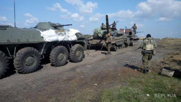 В НАТО сообщили, что держат руку на пульсе событий на Донбассе
