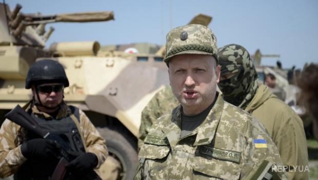 Турчинов: на Донбассе будут новые теракты, подготовленные Россией