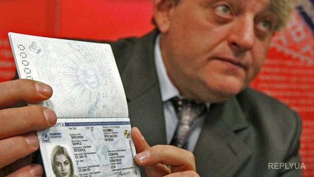 В Крыму выдают биометрические паспорта