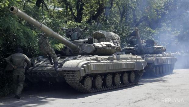 ИС: Боевики стягивают под Мариуполь живую силу