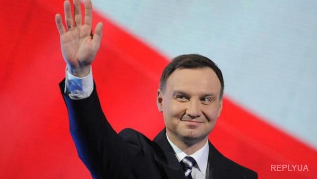 Анджей Дуда снова готов дружить с Украиной