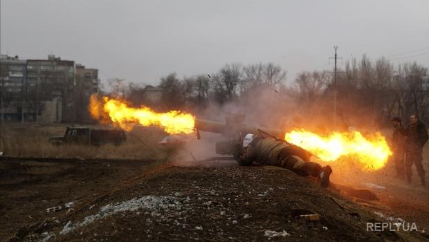 Раненый морпех рассказал, как в Широкино террористы заходят на позиции ВСУ и стреляют почти в упор