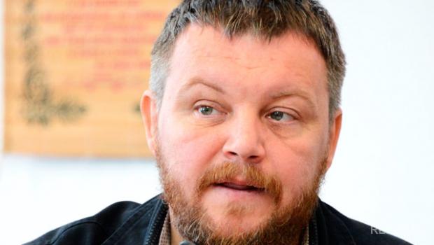 «Спикер» ДНР дал интервью на фоне донецких алкоголиков