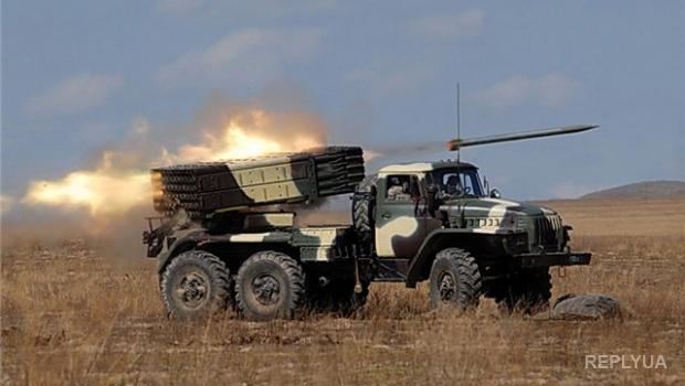 Боевики ДНР привели в Донецк 11 Градов - ОБСЕ