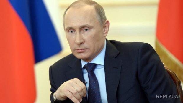 Путин едет на оккупированные территории развлекаться
