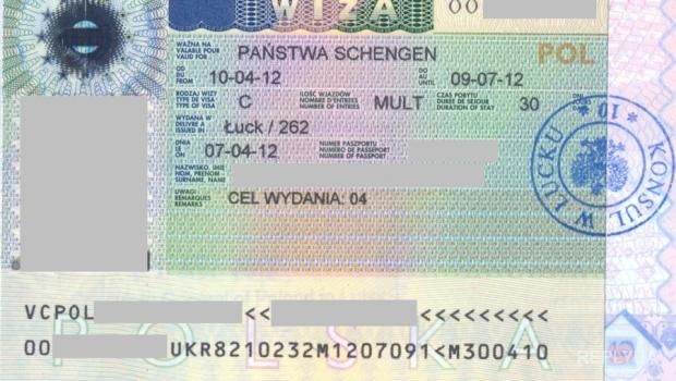 Польша остается единственной страной, увеличивающей число выданных виз украинцам