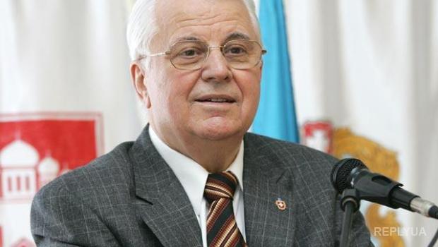 Кравчук: На Донбассе я услышал много обидных слов про Украину