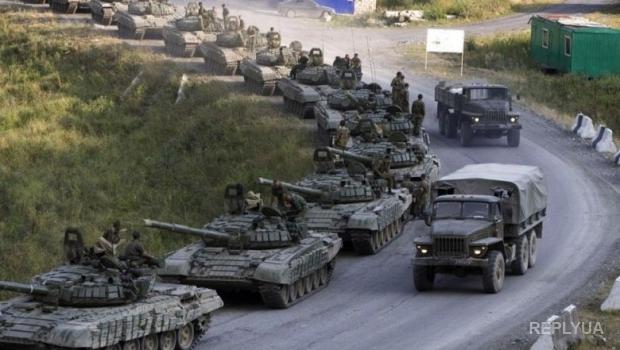 Генштаб отметил высокую концентрацию российских войск под границей