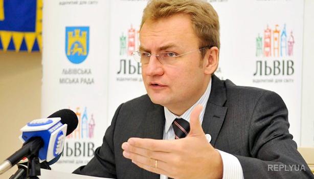 Вокруг мэра Львова сгущаются тучи