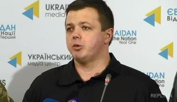 Семенченко про Иловайск: Власти пора прекратить заниматься ерундой и крышевать своих