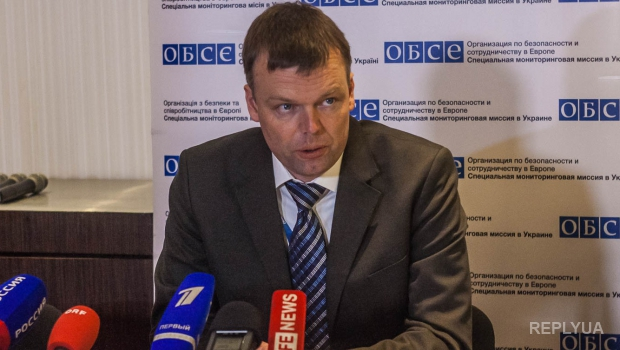 ОБСЕ заявила, что склады боевиков опустели