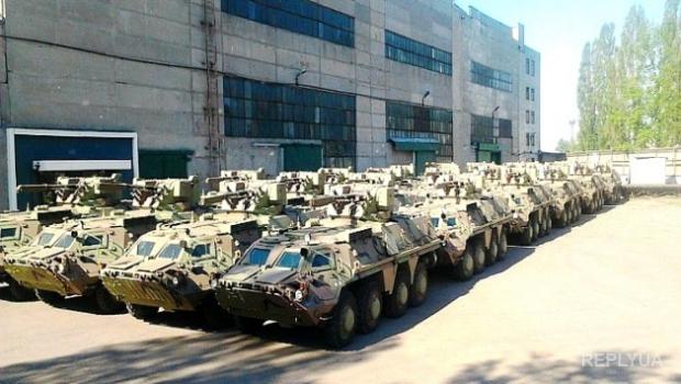 Укроборонпром собирается переходить на стандарты НАТО