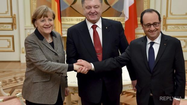 Кравчук разъяснил, что на самом деле подписывали президенты в Минске