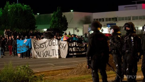 В Германии напали на приют для беженцев