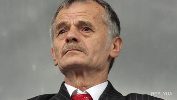 Джемилев поздравил украинцев и пожелал им не быть «нищими калеками»
