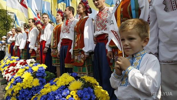 Кто поздравил Украину с Днем Независимости