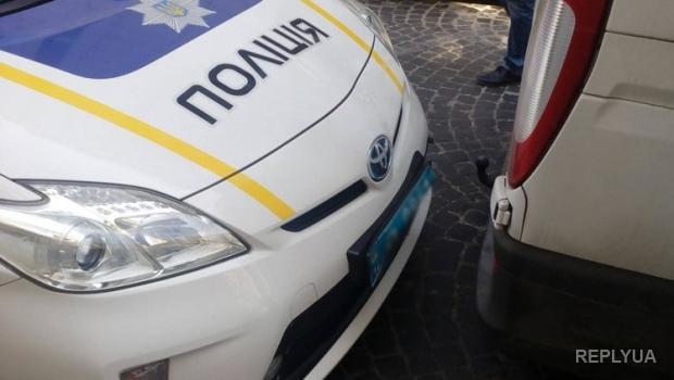 Первое ДТП с участием полицейского автомобиля