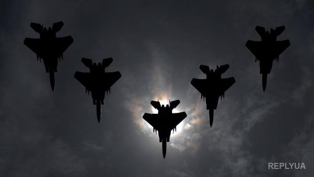 Генштаб заверил, что истребителей ВС РФ над Луганском не было, а очевидцы разместили фото