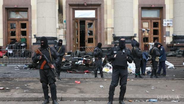 В Харьковской ОГА срочная эвакуация