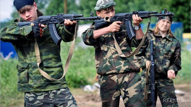 В ДНР учить детей будут контуженые боевики