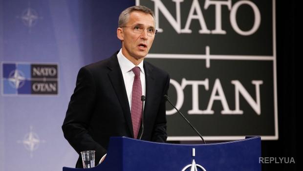 Генсек НАТО собирается в Украину
