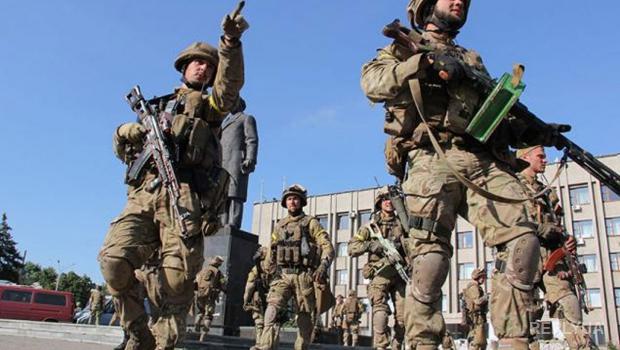 Украинские партизаны обратились к террористам с предложением