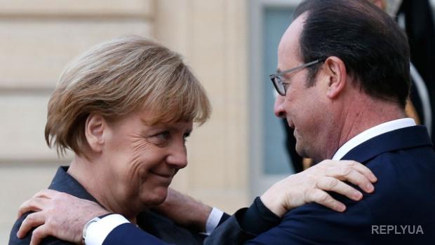 У Меркель и Олланда отчитались, о чем говорили с Путиным