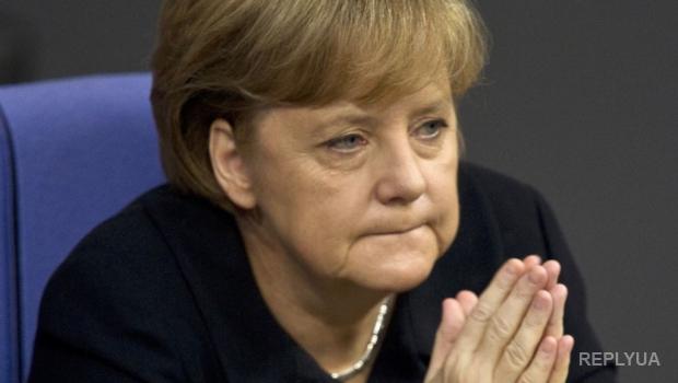 Меркель призвала Европу сесть за стол переговоров