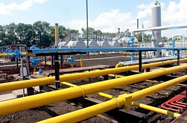 Украина стала больше зарабатывать на транзите газа