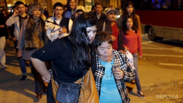 Бедствие в Чили: сильнейшее землетрясение и цунами высотой 4 метра