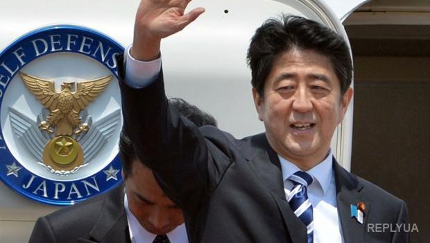 Порошенко пообщался с японским премьер-министром