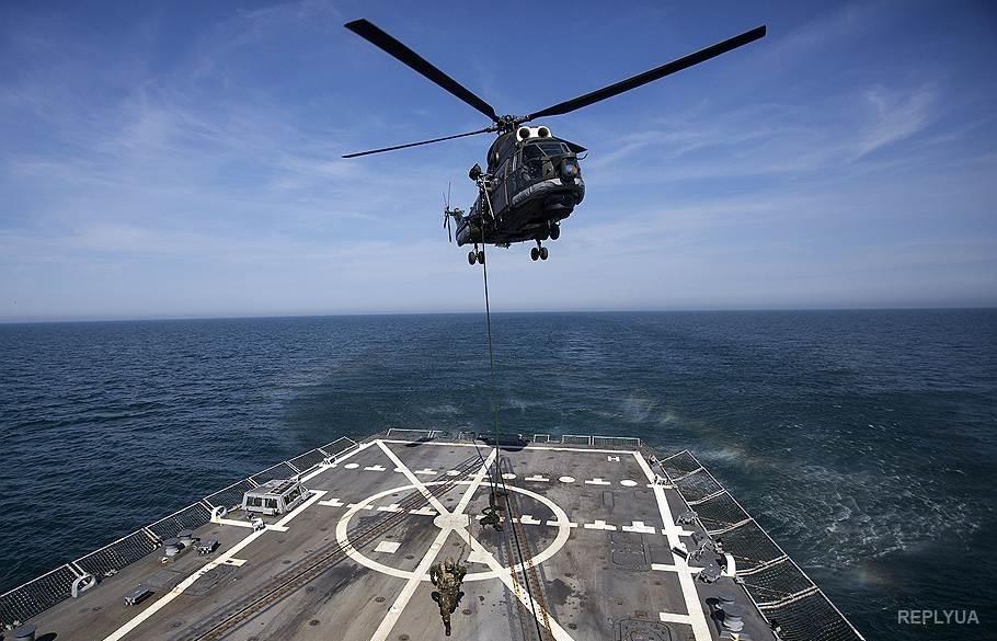 НАТО начинает крупнейшие учения в Средиземноморье