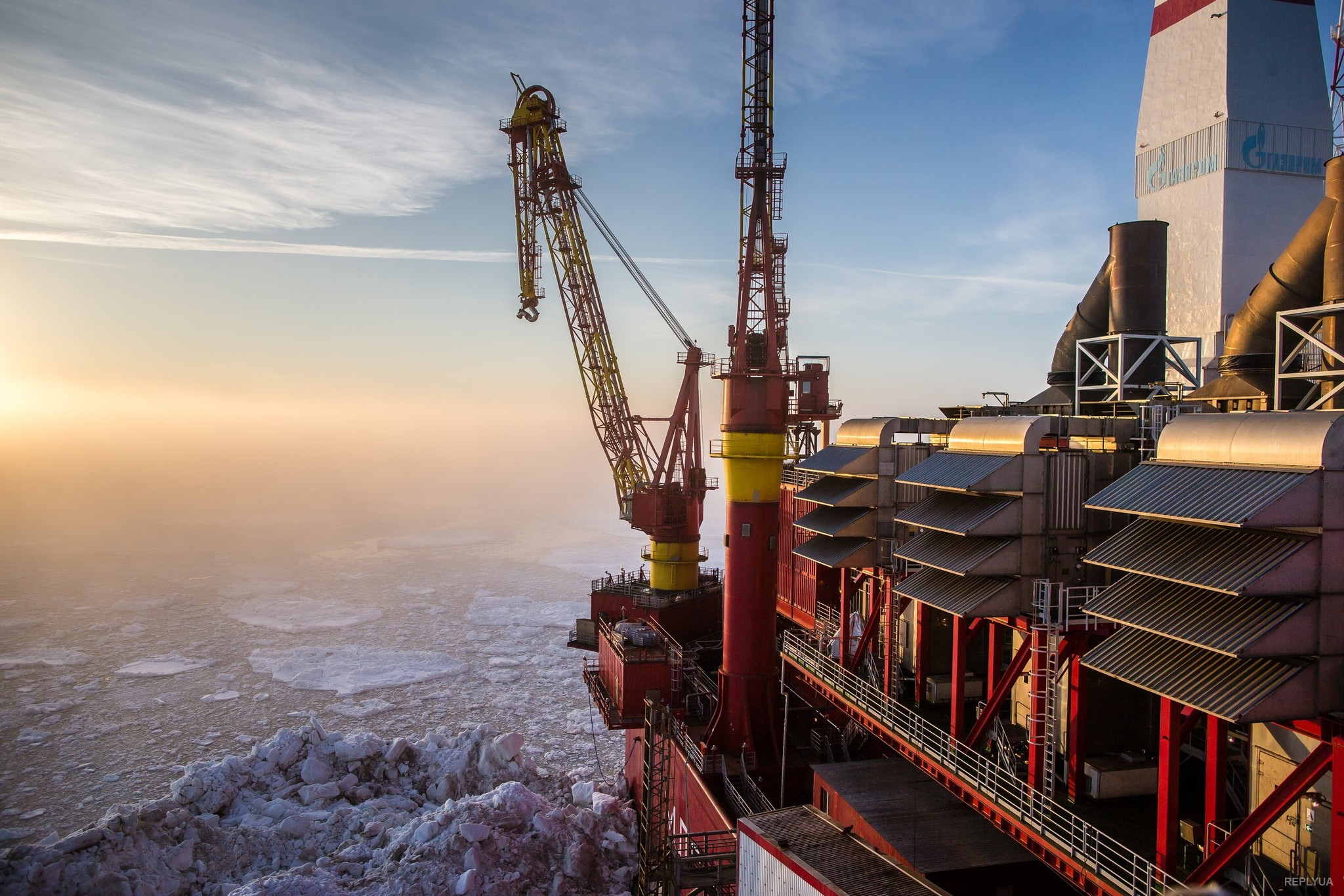 КНР покупает, США реализуют — Нефтяные резервы