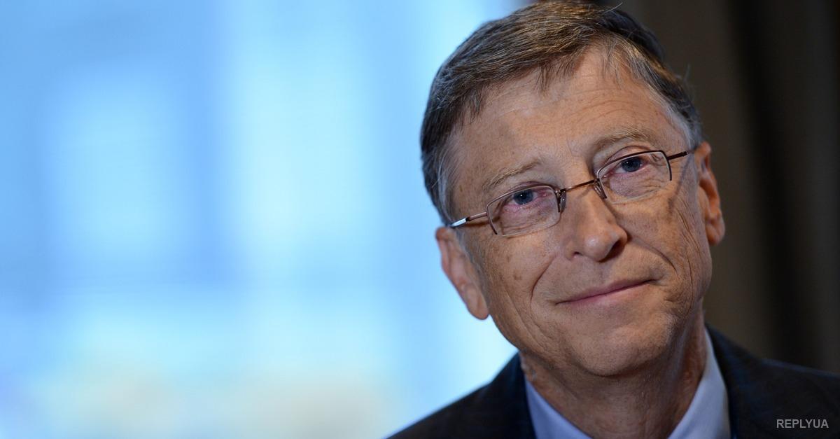Билл Гейтс празднует юбилей