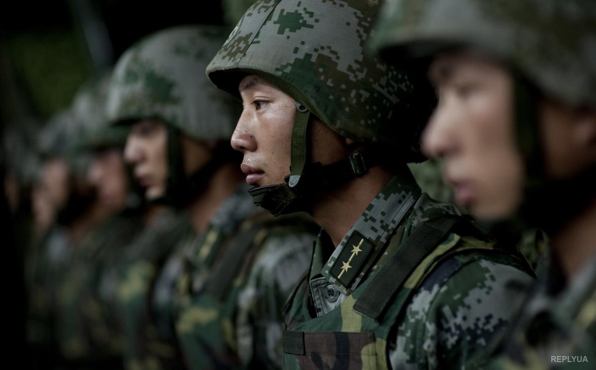 «Любой инцидент вЮжно-Китайском море может привести квойне»— Командующий ВМС Китайская республика