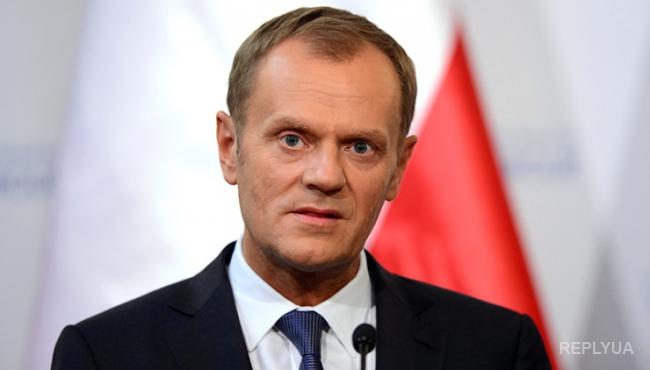 Туск: Европа больше не будет зависеть от российского газа