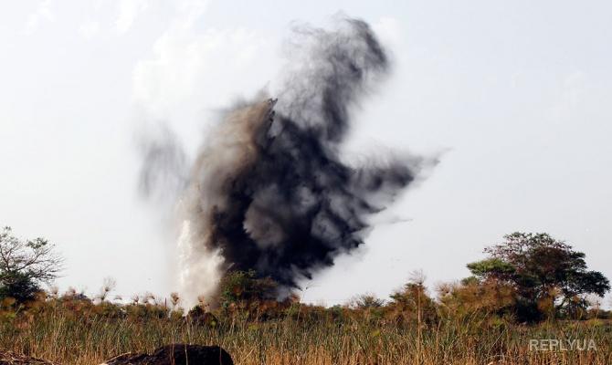 ВЮжном Судане упал самолет с русским экипажем