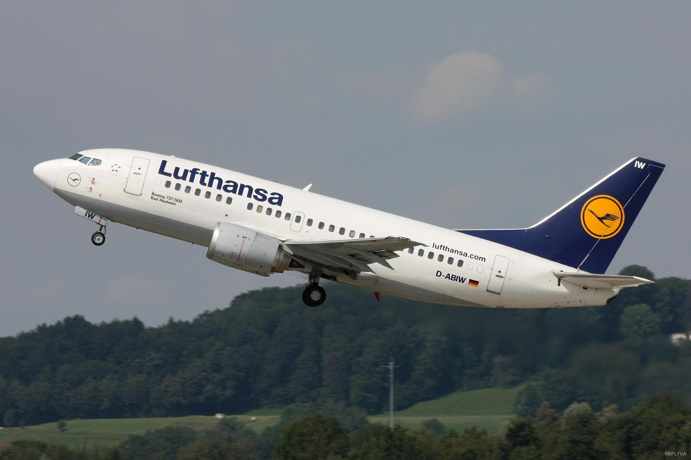 Забастовка вLufthansa началась смассовых отмен рейсов