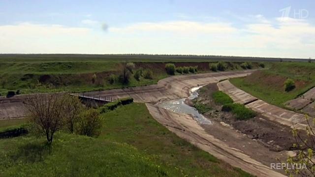 Россия нашла способ обойтись без воды в Крыму