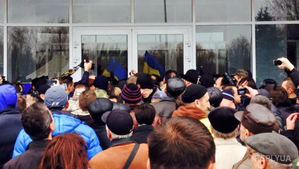 Семенченко: Результаты выборов будут пересчитывать