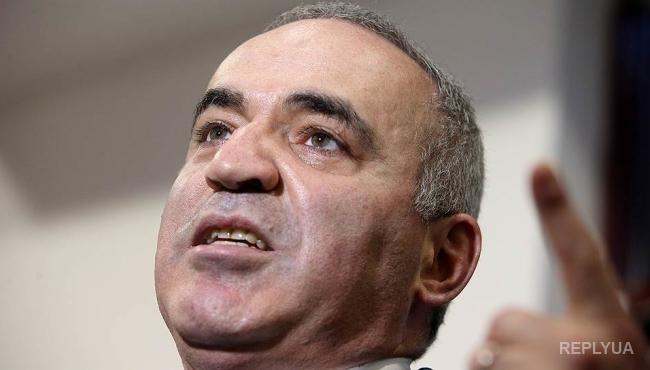 Каспаров: Россия может развалиться на несколько государств