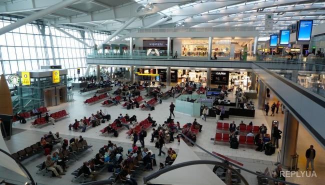 В лондонском аэропорту задержали террориста