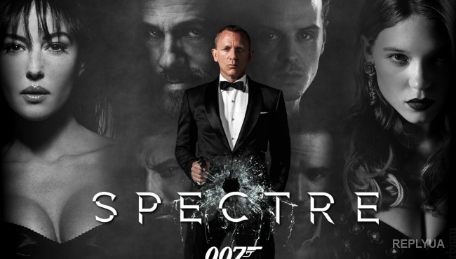 007 Спектр бьет все рекорды проката