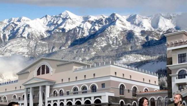 Зимние курорты РФ открываются на месяц раньше срока для привлечения капиталов