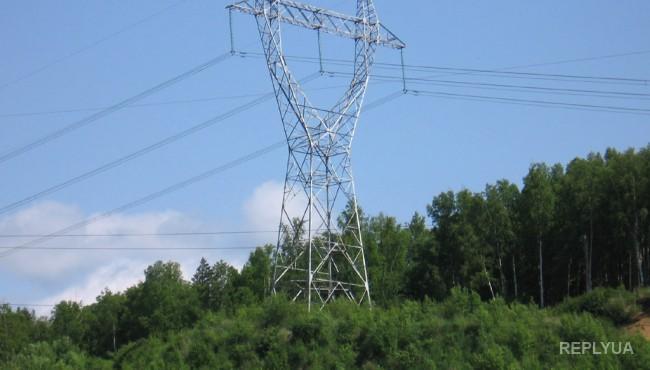 В «Укрэнерго» передумали поставлять электроэнергию в Крым