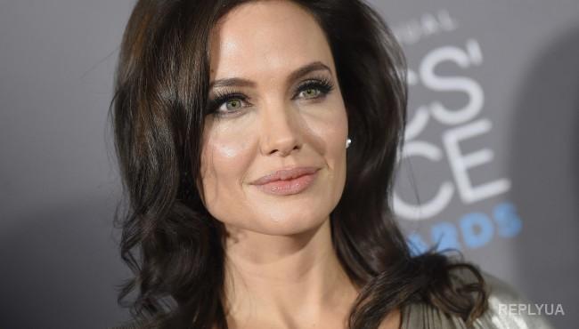 Анджелина Джоли сделала шокирующее заявление