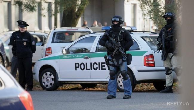 Чешская полиция арестовала пособника боевиков