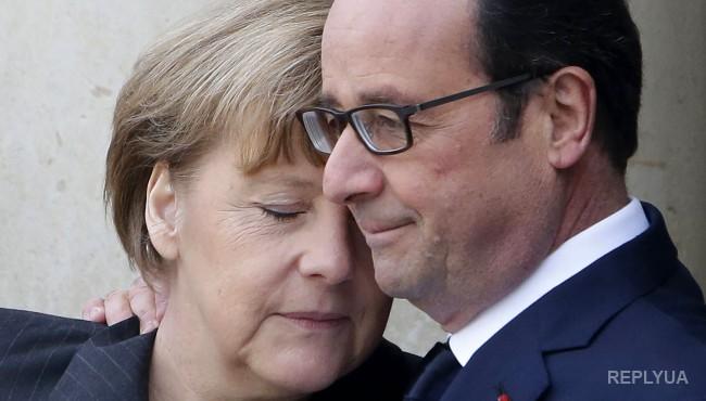 Меркель и Олланд пришли к соглашению