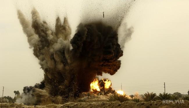 Американский дрон взорвал дом с главарями террористов